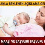 Anne Maaşı Detayları ve Başvuru Koşulları