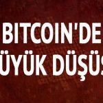 Bitcoin 15 Bin Doların Altına Geriledi