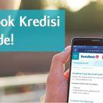 Facebook'tan Hemen Kredi Kullanın