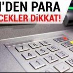 Banka ATM'leri Yüksek Komisyon Alamayacak