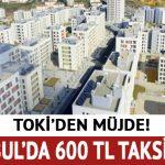 2018 TOKİ İstanbul Konut Projeleri