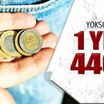 Yoksulluk Sınırı 1 Yılda '440 TL' Arttı