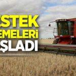 2018 Tarımsal Destekleme Ödemeleri Başladı