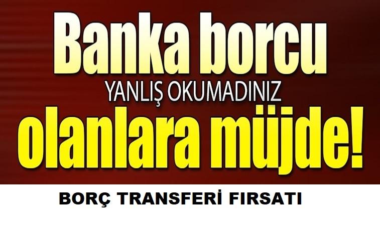 TEB Borç Transfer Kredisi