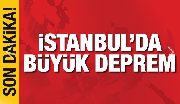İstanbul'da Büyük Deprem