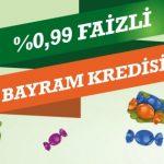 Garanti Bankası Bayram Kredisi – 2015