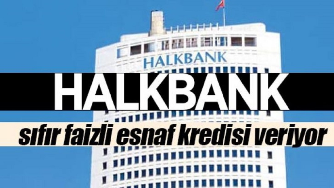 Halkbank KOSGEB Destek Kredileri Genel Bilgiler
